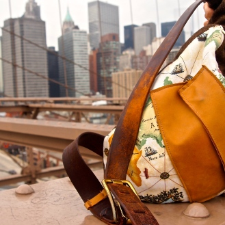Sweet friends that know you well and create beautiful bags. 9.1.15
