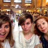 NYC adventures with sweet friends. 9.1.15