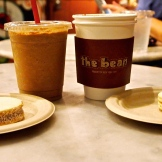 Delicious Nutella lates at The Bean in East Village, NYC 8.30.15