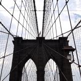 Early morning walks along the Brooklyn Bridge (8.31.15)