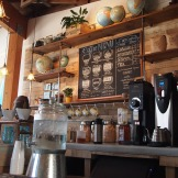 New coffee shops and conversations with sisters at Village Grind, Greenville SC 9.4.15