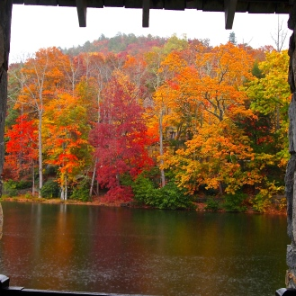 Lake Susan at Montreat