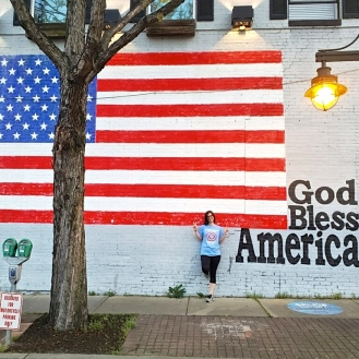 God Bless America (2030 Devine Street) by Ralph Waldrop