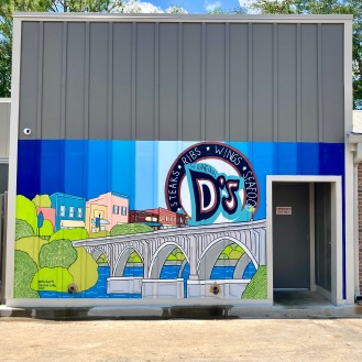 D's Wings (415 Meeting Street, Cayce, SC)
